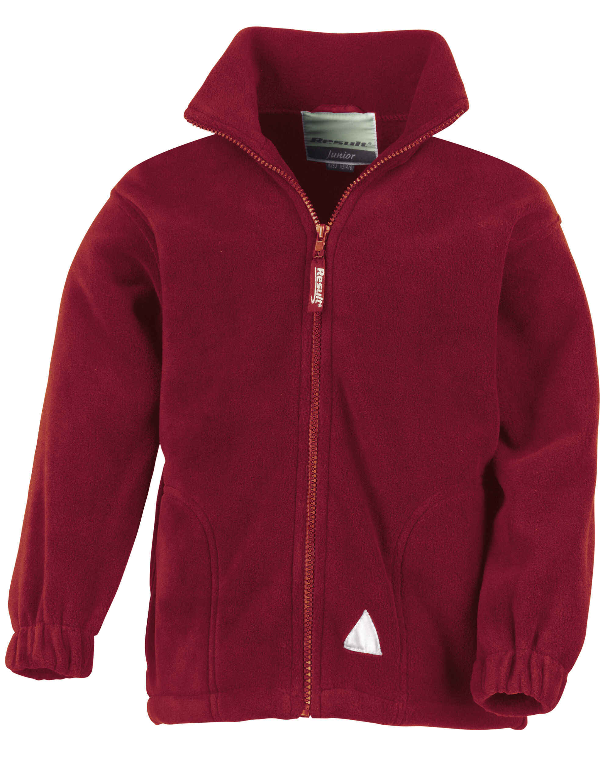 Children's Full Zip Active Fleece Jacket