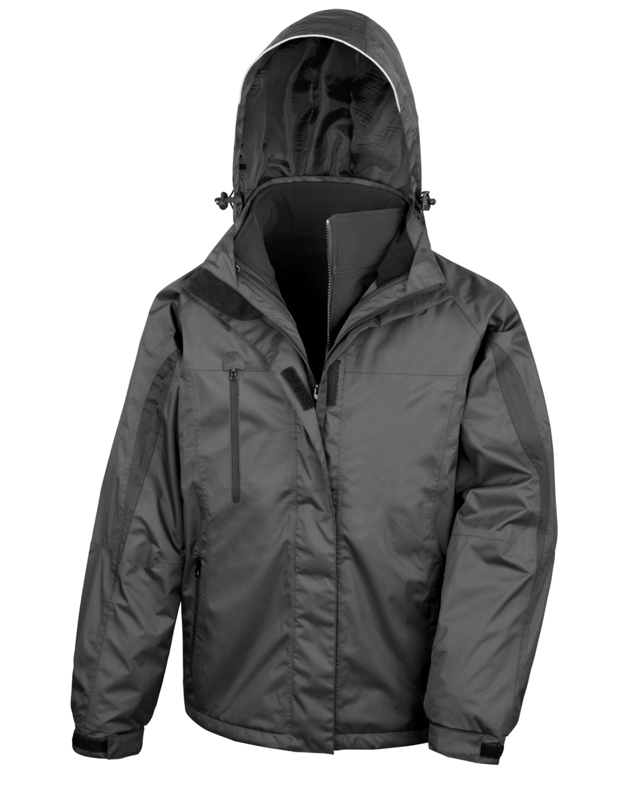 Mens 3 In 1 Journey Jacket