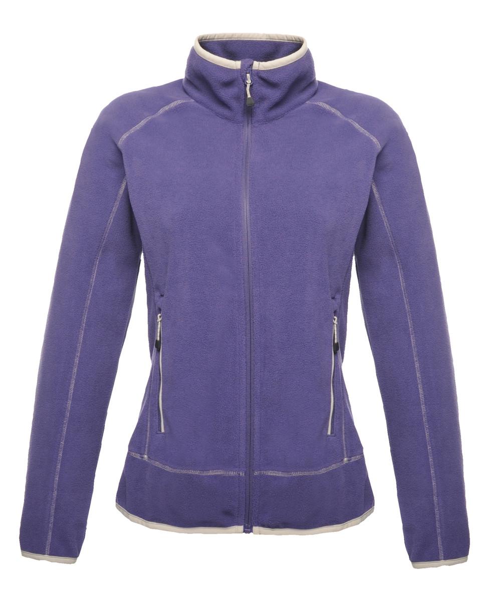 Womens Zip Fleece