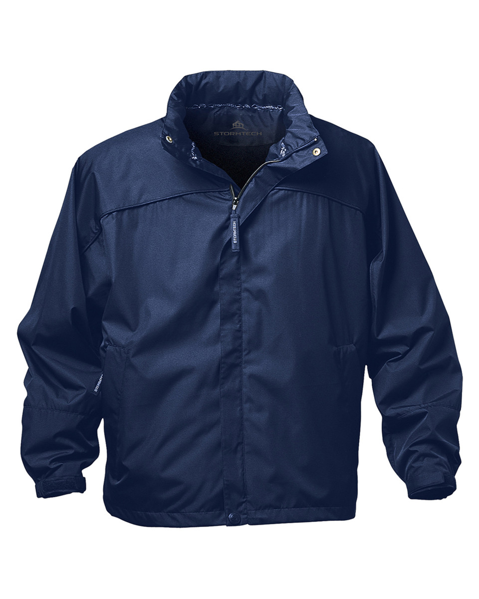 Fleet Micro-Ripstop Rainshell Jacket