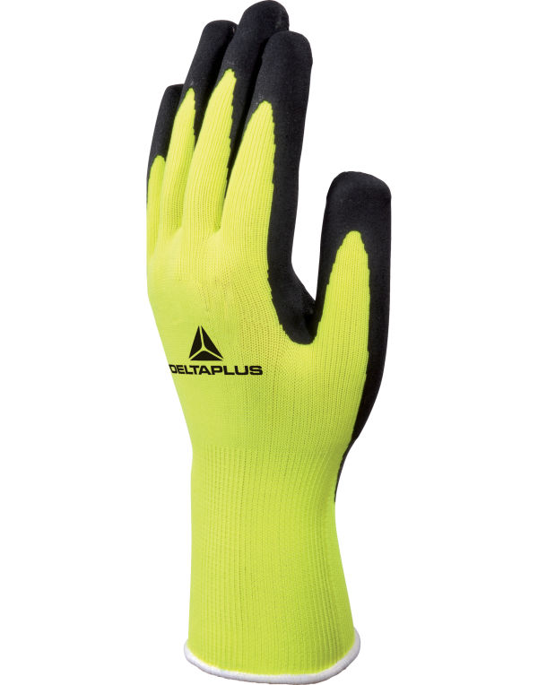 (APOLLON) Apollon Gloves Yellow/Black Size 10