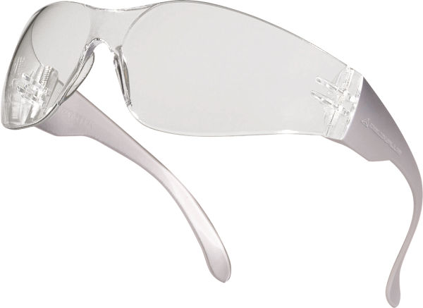 (BRAVA2) Delta Plus Brava2 Safety Glasses Clear Size O/S