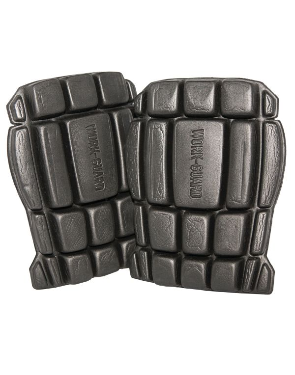 (R322X) Result Workguard Knee Protectors Black Size O/S